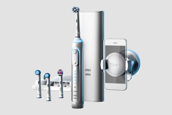 Oral-B Genius 9000S-Spazzolino rotante oscillante